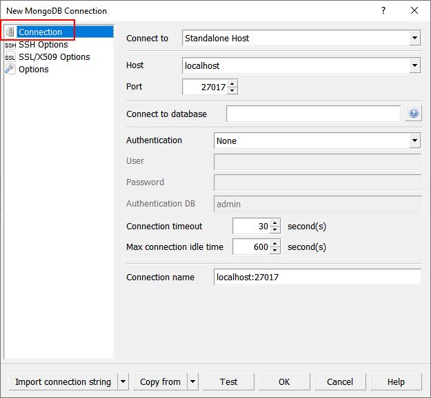 Connecting to AWS DocumentDB