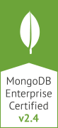 MongoDB Enterprise Certified v2.4