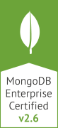 MongoDB Enterprise Certified v.2.6